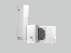 Luchtwarmtepompen