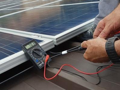 Vacature zonnepanelen elektricien