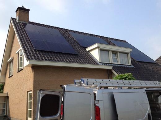 Zonnepanelen installateur Wijk bij Duurstede