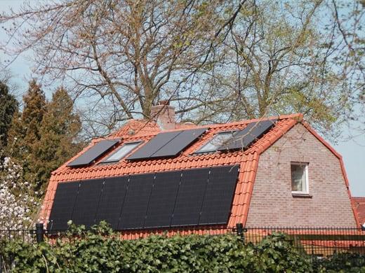 Zonnepanelen Oisterwijk