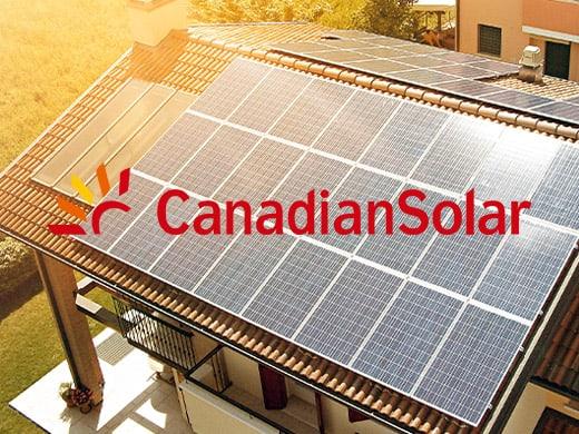 Canadian Solar zonnepanelen