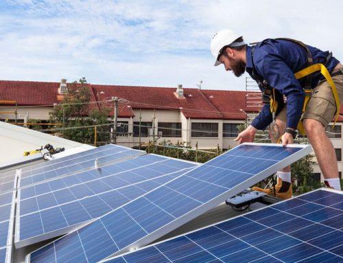 Waarom zonnepanelen laten plaatsen?