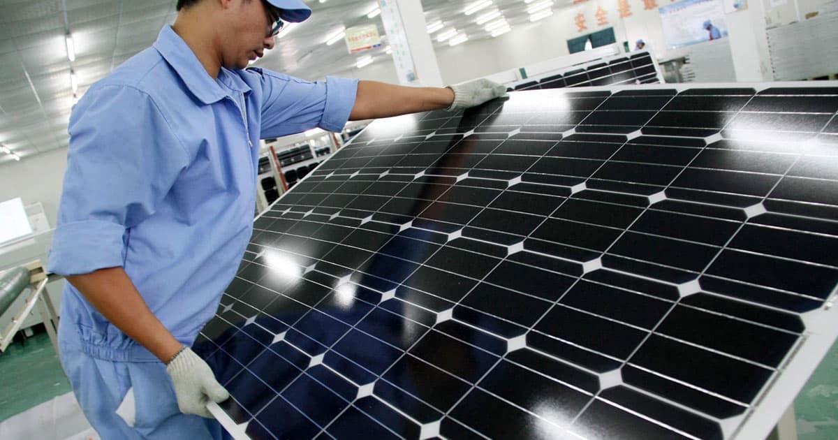 chinese zonnepanelen kopen