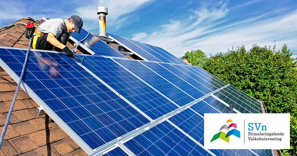 svn duurzaamheidslening zonnepanelen