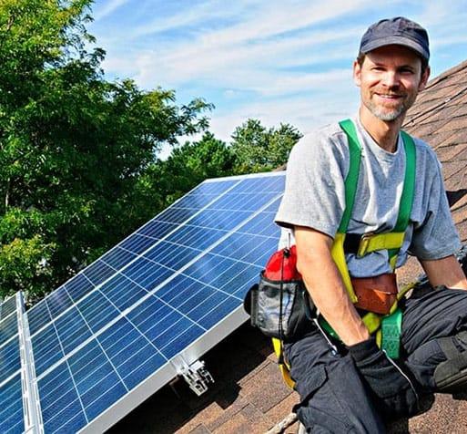 Adviesgesprek zonnepanelen aanvragen
